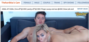 thehardkiss couple porno chaturbate
