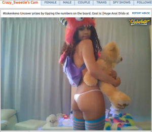 crazy_sweetie camgirl black ass