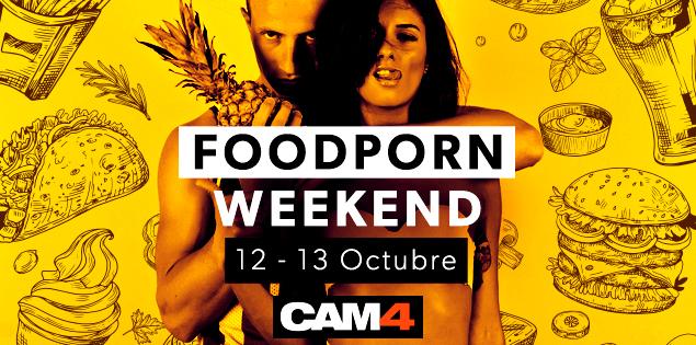 L@s Modèles CAM4 vous attendent pour vous faire la crème et le nutella! FoodPorn Week-End