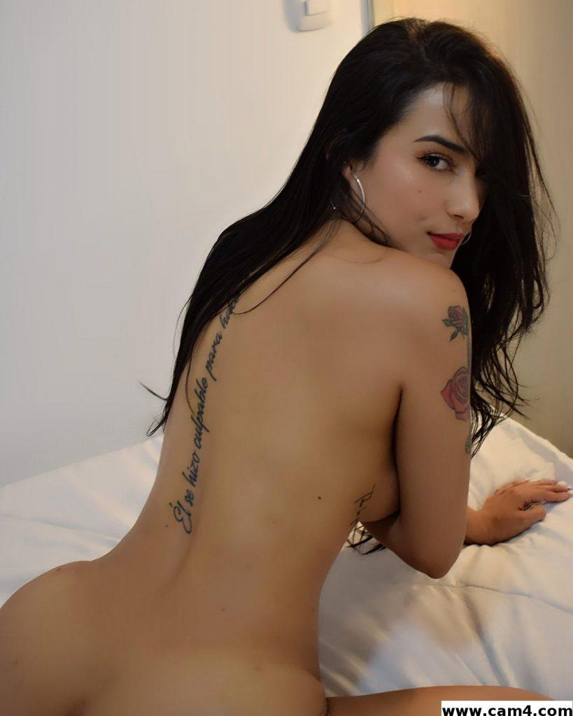 Vanesa_Sexxy, la Fille de la Webcam de la Semaine sur CAM4