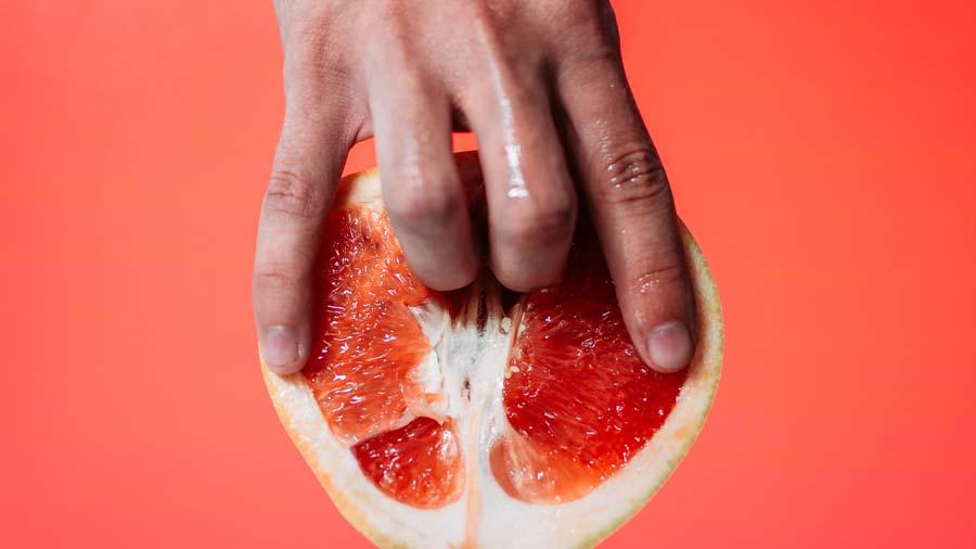 Fingern-des-G-Punkt