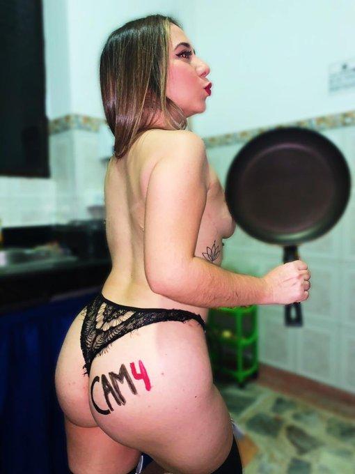 porno cocinera
