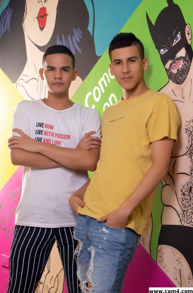 Entretien avec le couple de minets gay Lian_Zaid