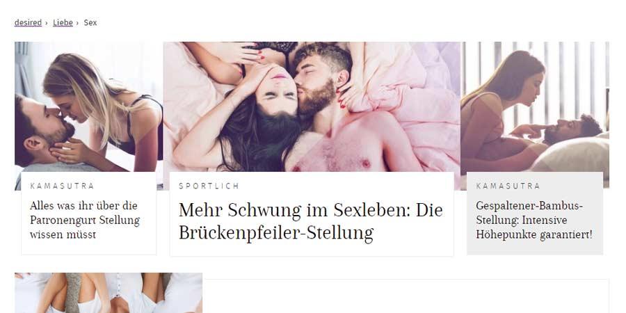 Desired Sexblog