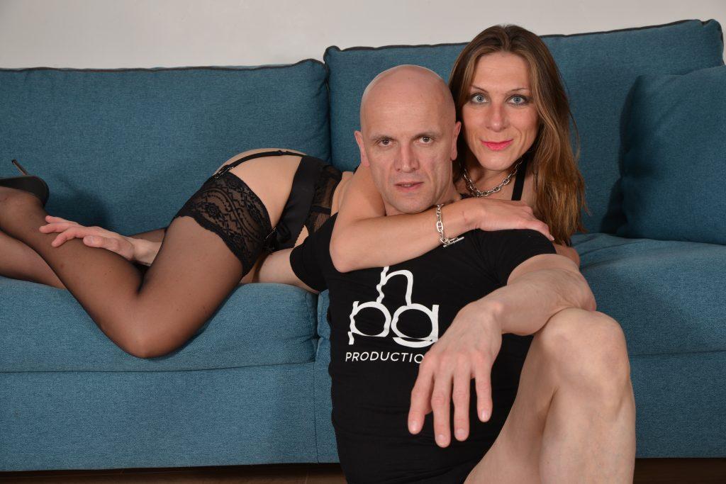 Le producteur de Porno français HPG enregistré en direct sur CAM4