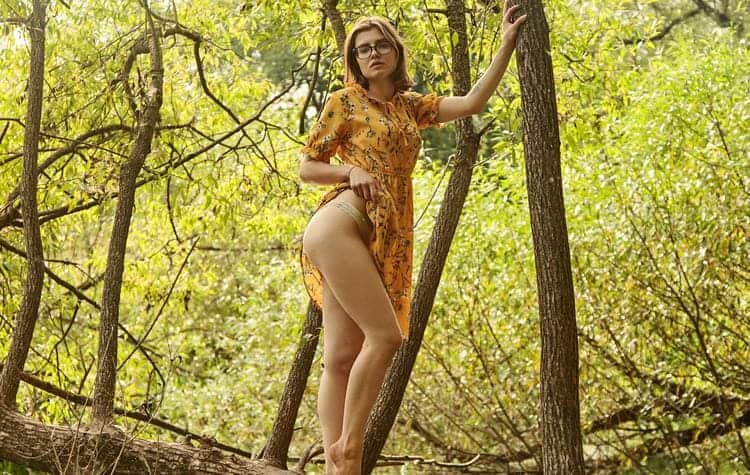 Die richtige Kleidung für Outdoorsex