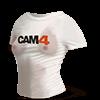 Août humide sur CAM4 avec la montre de Miss et Monsieur t-Shirt Mouillé à 2020!