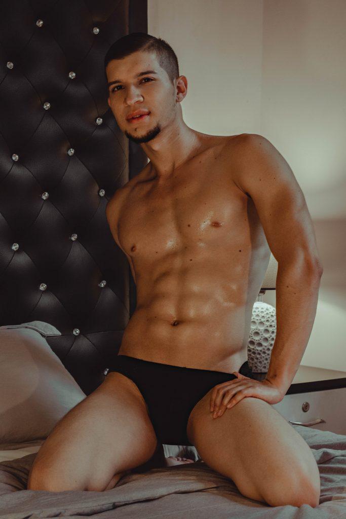 Entretien avec le camboy gay latino DannyRubio