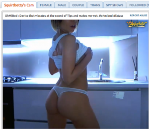 squirtbetty sexy camgirl chaturbate 3