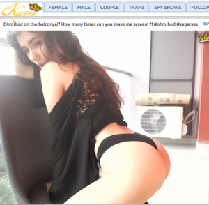 kqueen chaturbate sexy camgirl