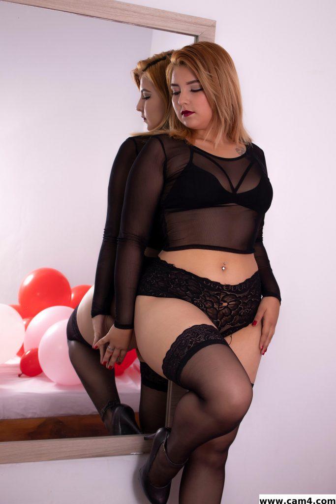 Entrevue avec le modèle curvy Lian_blonde